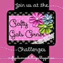 Crafty Gals Corner Challenges