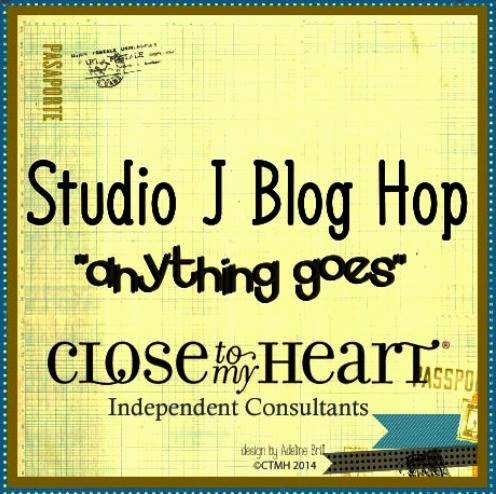 Studio J Blog Hop