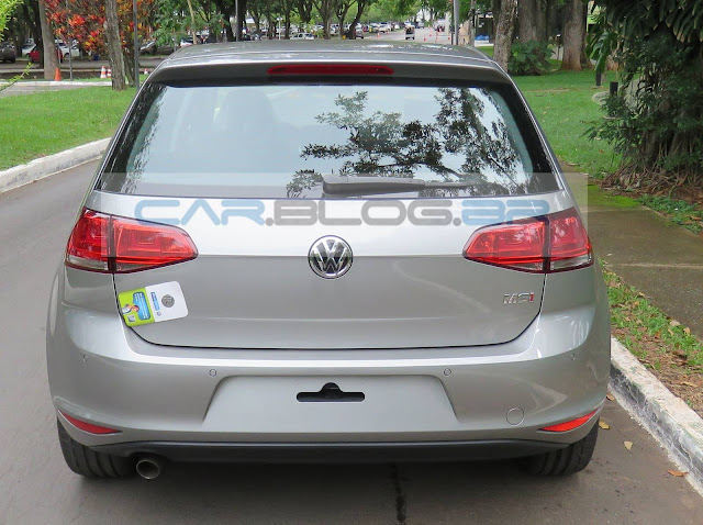 VW Golf 2016 1.6 MSI Flex Automático