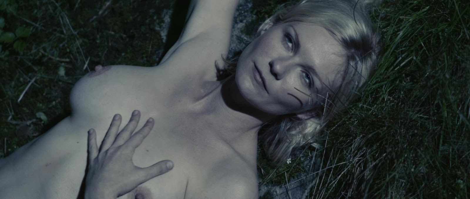 Kirsten Dunst Melancholia Hd P Hot Movie Scene