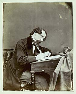 Dickens style of writing