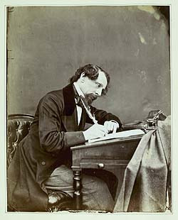 dickens builds essay Great expectations by charles dickens essay  exposition and rising action are the two elements that build up the beginning of the story  dickens decides to .
