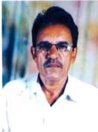 શ્રી કાલિદાસ પ્રભુદાસ પટેલ (બી.આર.સી.સાહેબ  શ્રી કપડવંજ,જીલ્લો-ખેડા,રાજ્ય ગુજરાત )