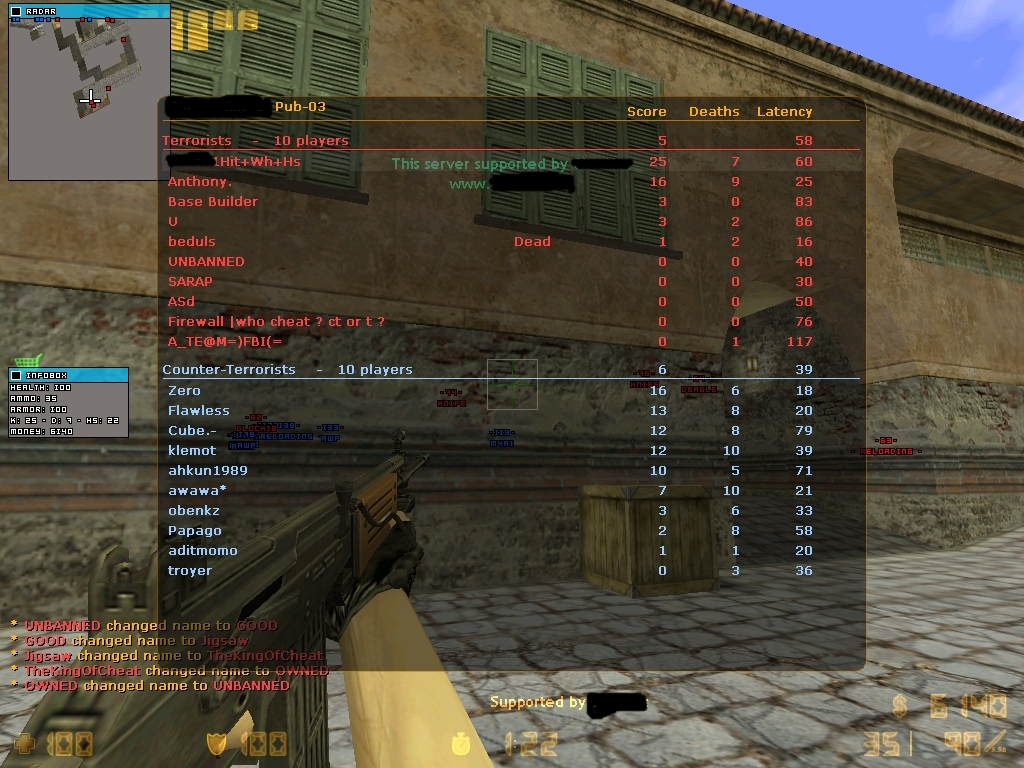 counter strike condition zero cheats pdf