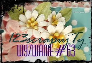 http://123scrapujty.blogspot.com/2015/05/wyzwanie63-praca-z-wasnorecznie.html