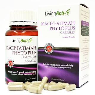 Ekstrak Kacip Fatimah (60 capsules)