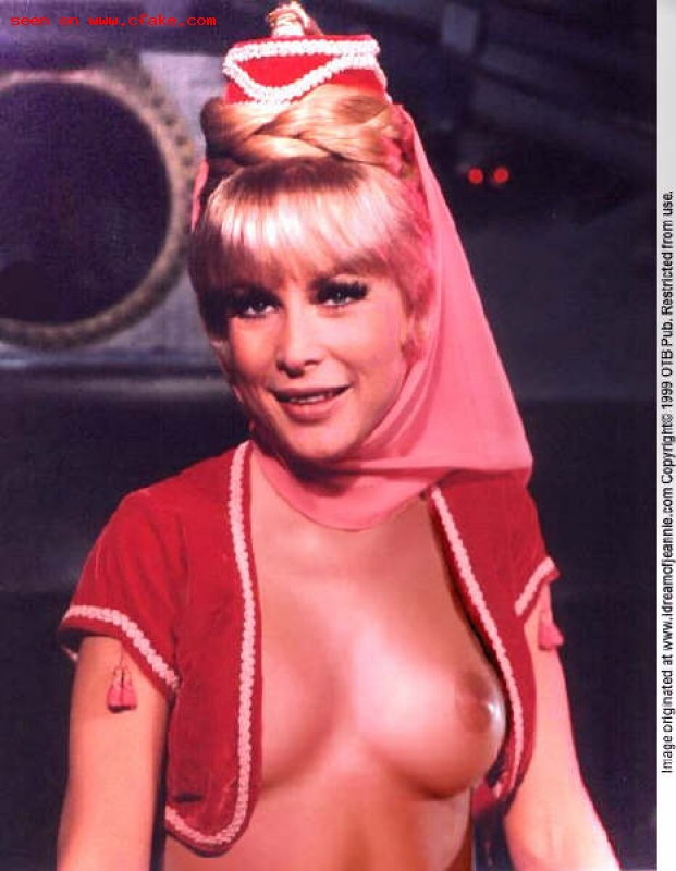 Barbara Eden Fake
