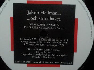 Jakob Hellman - Hon Har Ett Sätt