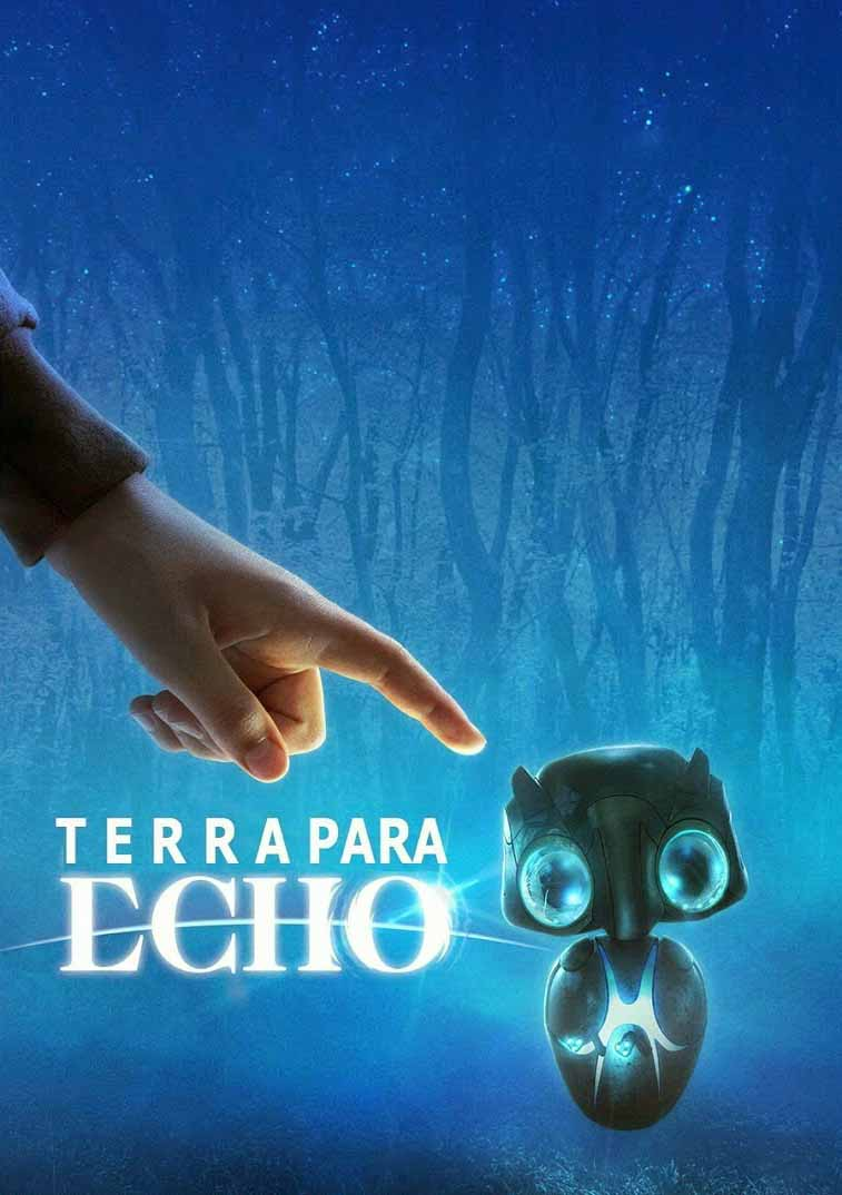Terra para Echo Torrent - Blu-ray Rip 1080p Dual Áudio (2015)