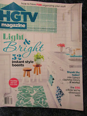 Love this magazine! HGTV