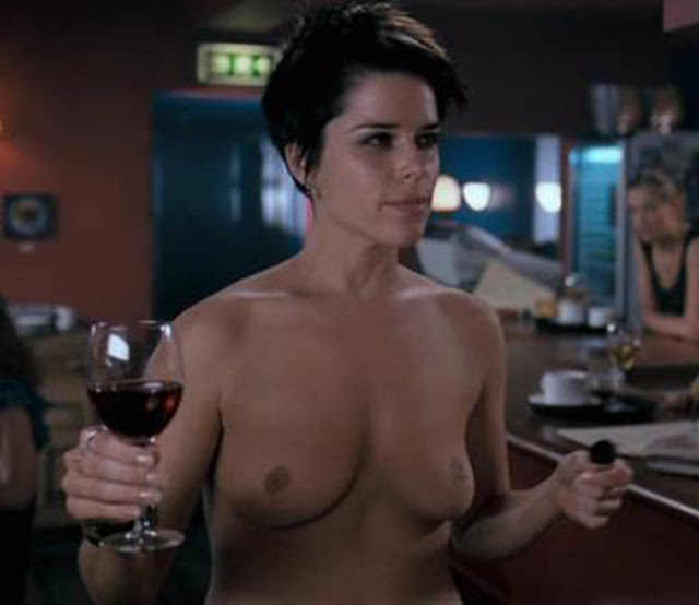 Neve Campbell Nude Scene From I Really Hate My Job