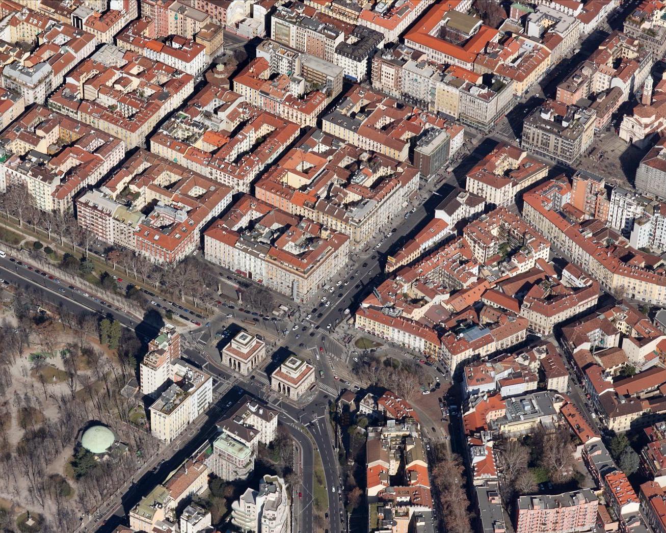 Urbanfile milano nascono due nuove zone 30 - Farmacia porta venezia milano ...