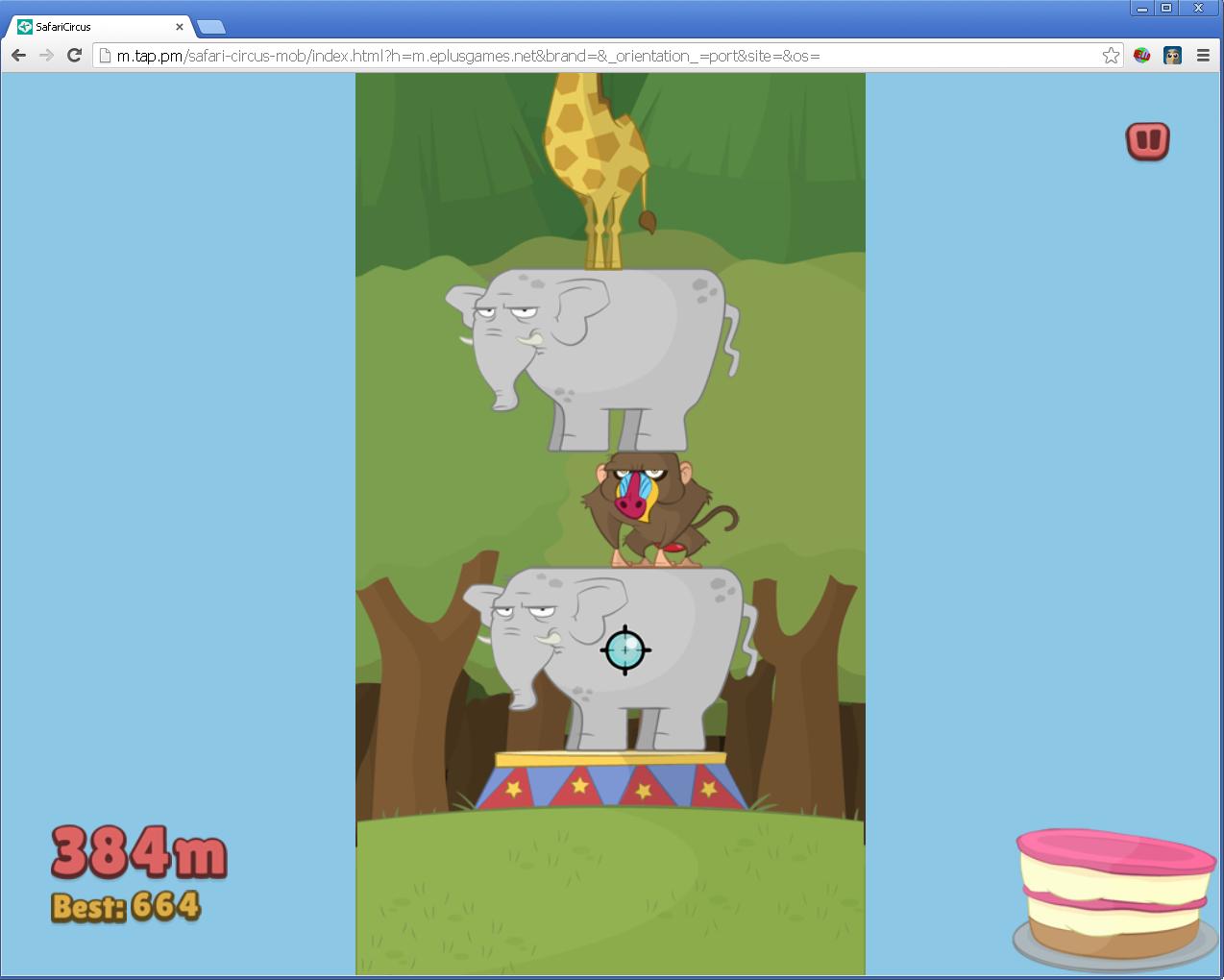 http://m.eplusgames.net/safari-circus/