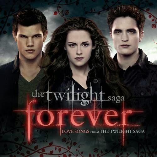 1392202303 7nrbffz Twilight 'Forever' Love Songs From the Twilight Saga