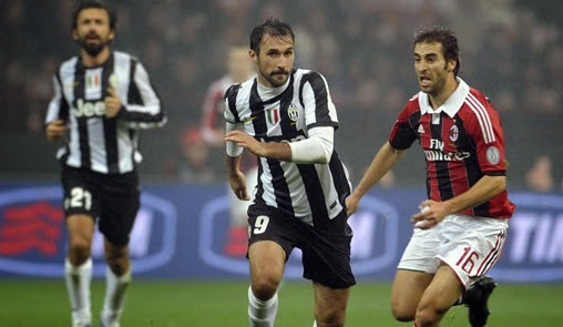 Preview Juventus vs AC Milan 8 February 2015