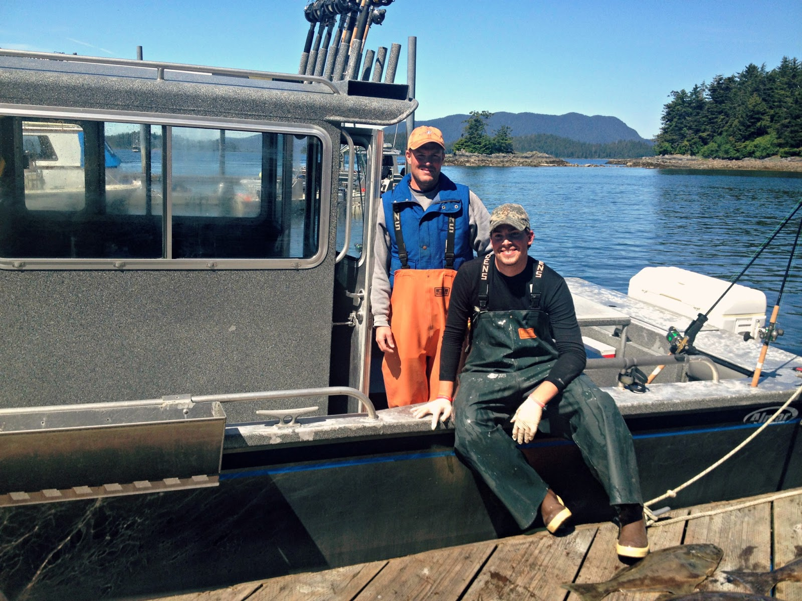 Deep sea fishing alaska 2013 for Alaska deep sea fishing