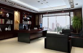 Thiết kế nội thất phòng giám đốc quyền lực 04