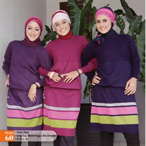Kumpulan Model Kaos Muslim Terbaru