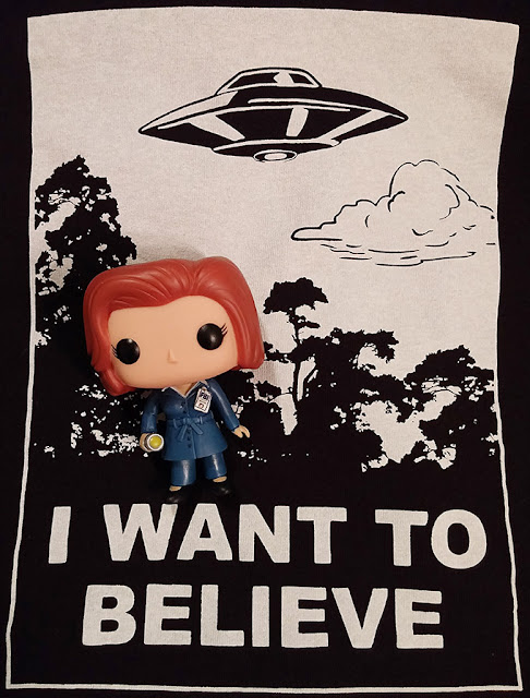 Funko Pop! Agent Scully