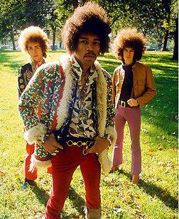 Babylon Sisters Jimi Hendrix Style