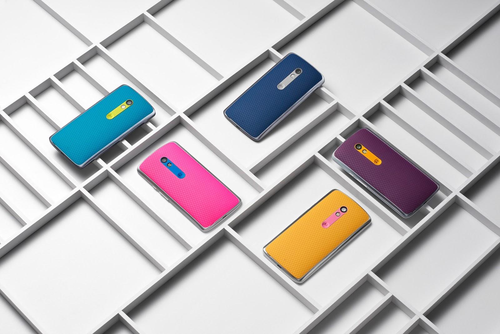 imagens do celular moto x - Moto X (2nd Gen ) Android Smartphone Motorola