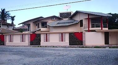 Residência no Paraíso dos Pataxós em Porto Seguro -BA