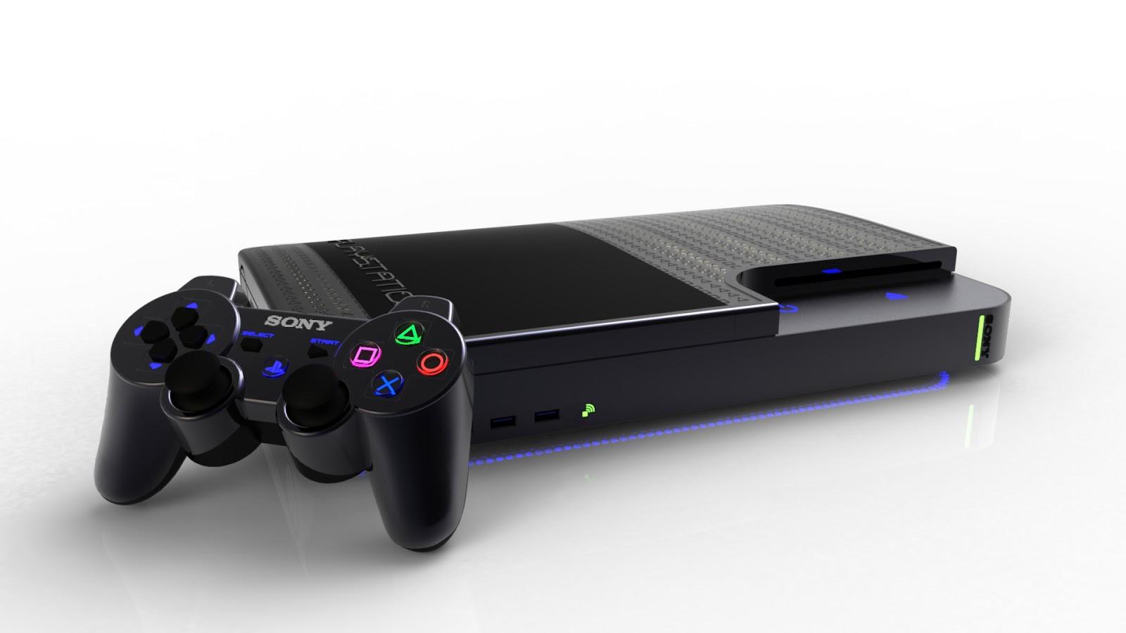 Raptor Gamer: ''PlayStation 4'' - News!