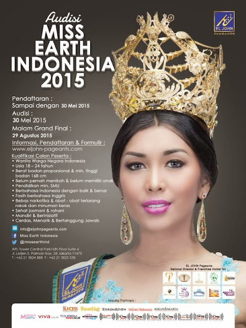 Audisi Miss Earth Indonesia 2015