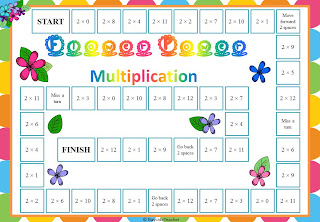 Maths times tables games to print times tables games for 1 to 12 times table games