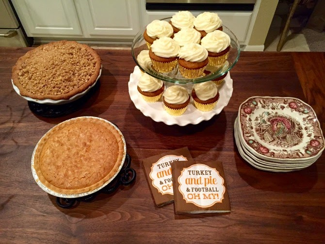 The Holland House: Thanksgiving Desserts