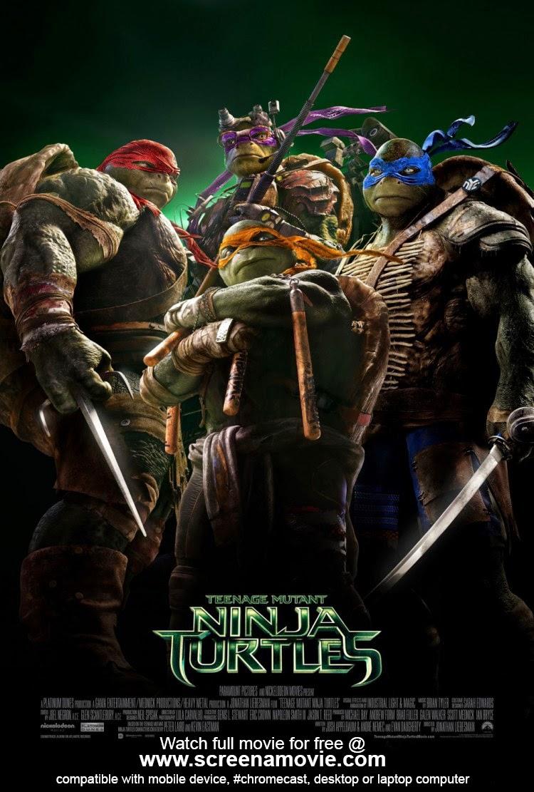 Teenage Mutant Ninja Turtles_@screenamovie