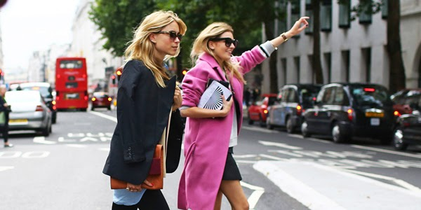 London Street Fashion Trends 2014 Pictures
