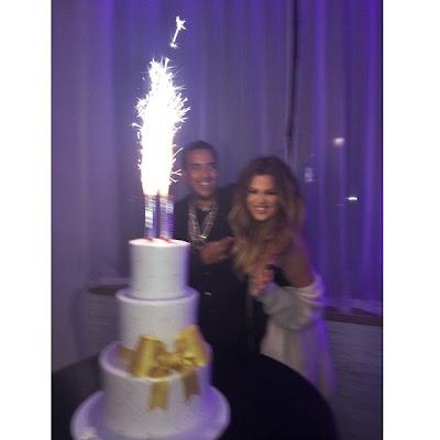 khloe Kardashian's 30th pre- birthday party3