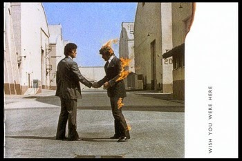 Pink Floyd - Wish You Were Here gatefold