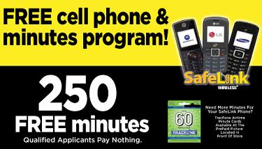 free cell phone lifeline assistance program