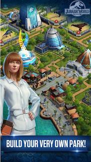 Jurassic World™: The Game 1.6.5 Apk 2