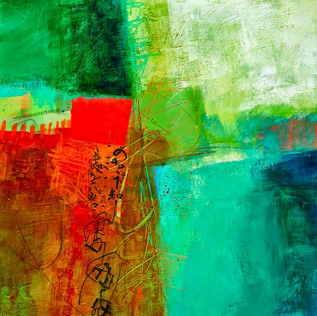 Imagenes de pinturas abstractas modernas - Fotos cuadros abstractos ...