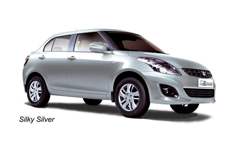 Maruti Swift Dzire Silky Silver Colour CAR SPECIFICATIONS &am...