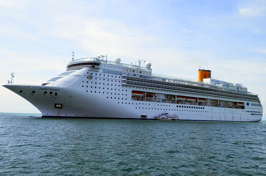 Costa Victoria cruise ship