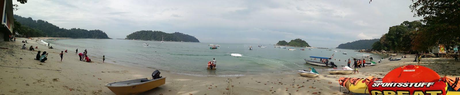pulau pangkor tempahan hotel chalet pakej