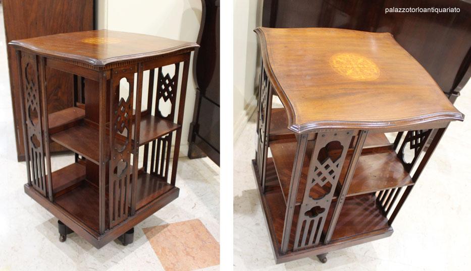 I piccoli mobili dell 39 ottocento cultura e borghesia - L ottocento mobili ...