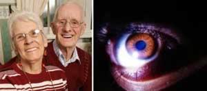Perempuan buta yang bisa melihat setelah terkena serangan jantung