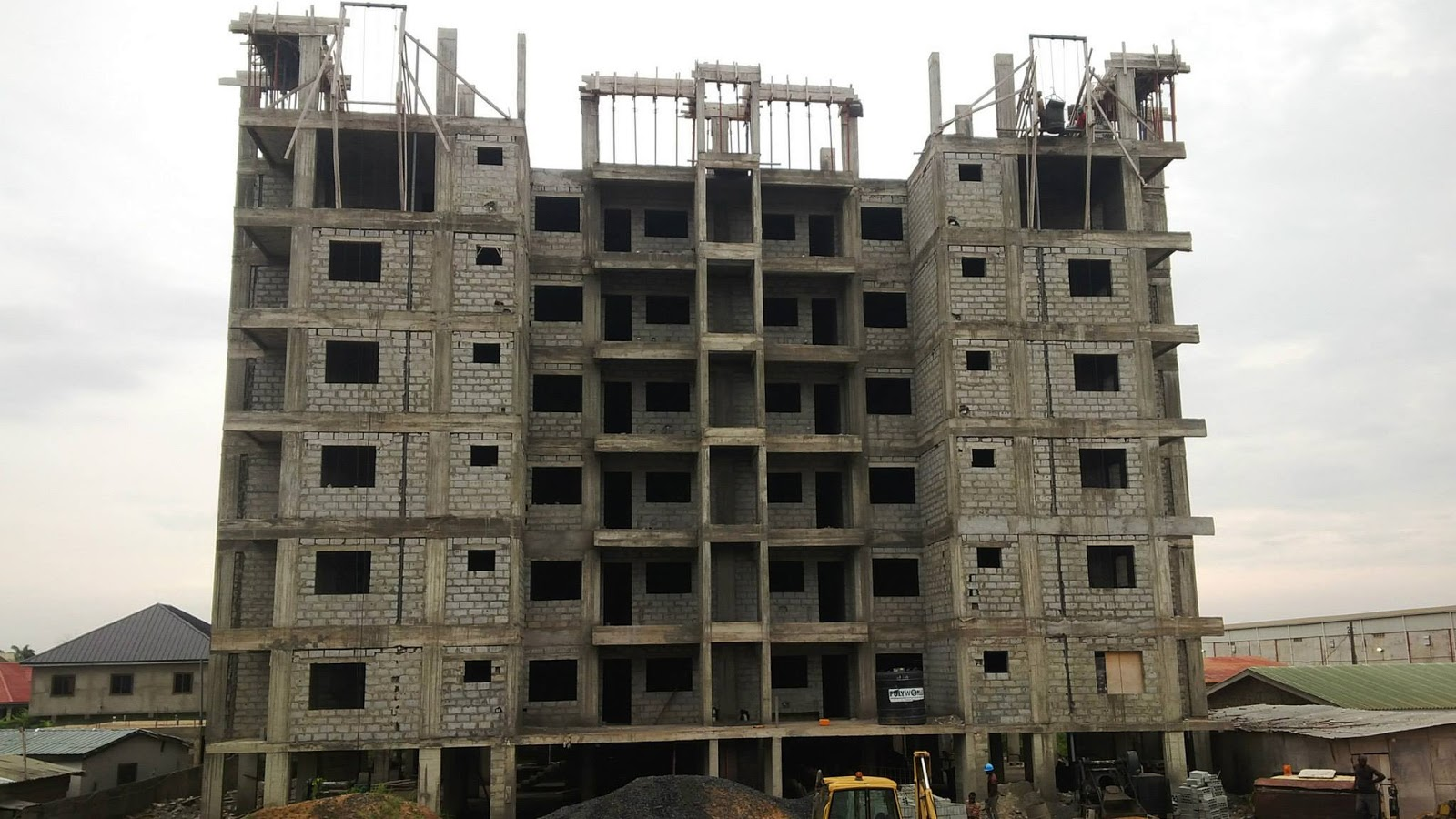 BY DECEMBER 2014) 56 MODERN AFFORDABLE (3 BEDROOM) APARTMENTS ...