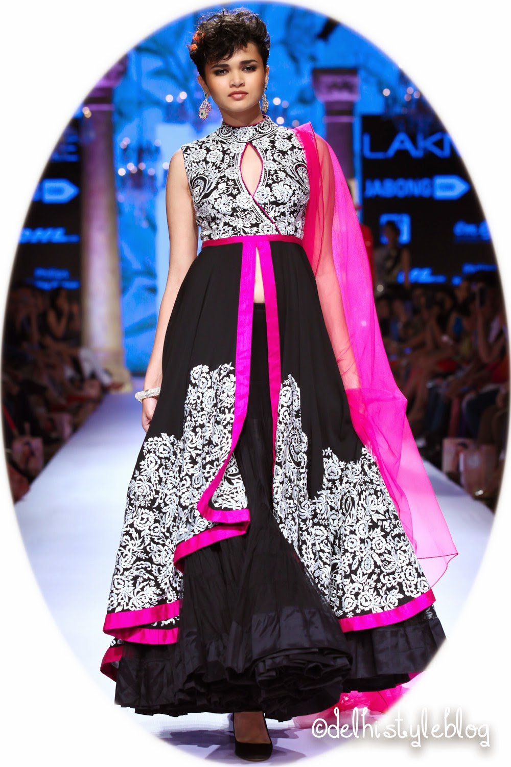 Suneet Varma Spring Couture 2015 Lakme Fashion Week