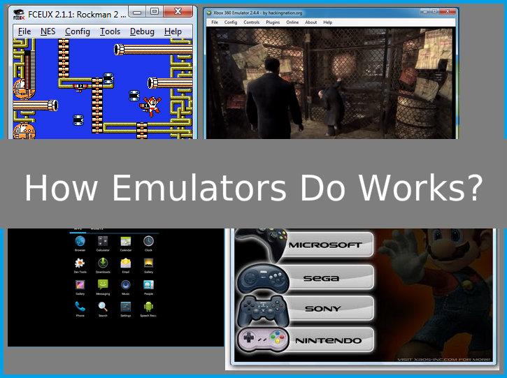 How Emulators do Works?
