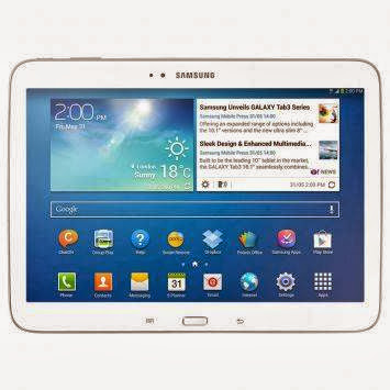 Update Harga Samsung Galaxy Tabs September