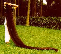 كيف تجعلي شعرك ينمو بسرعة؟