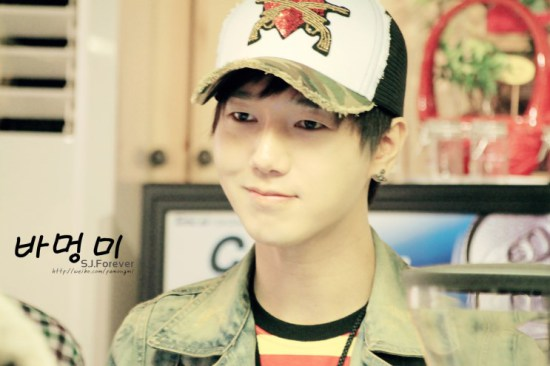 Yesung 2013 Army