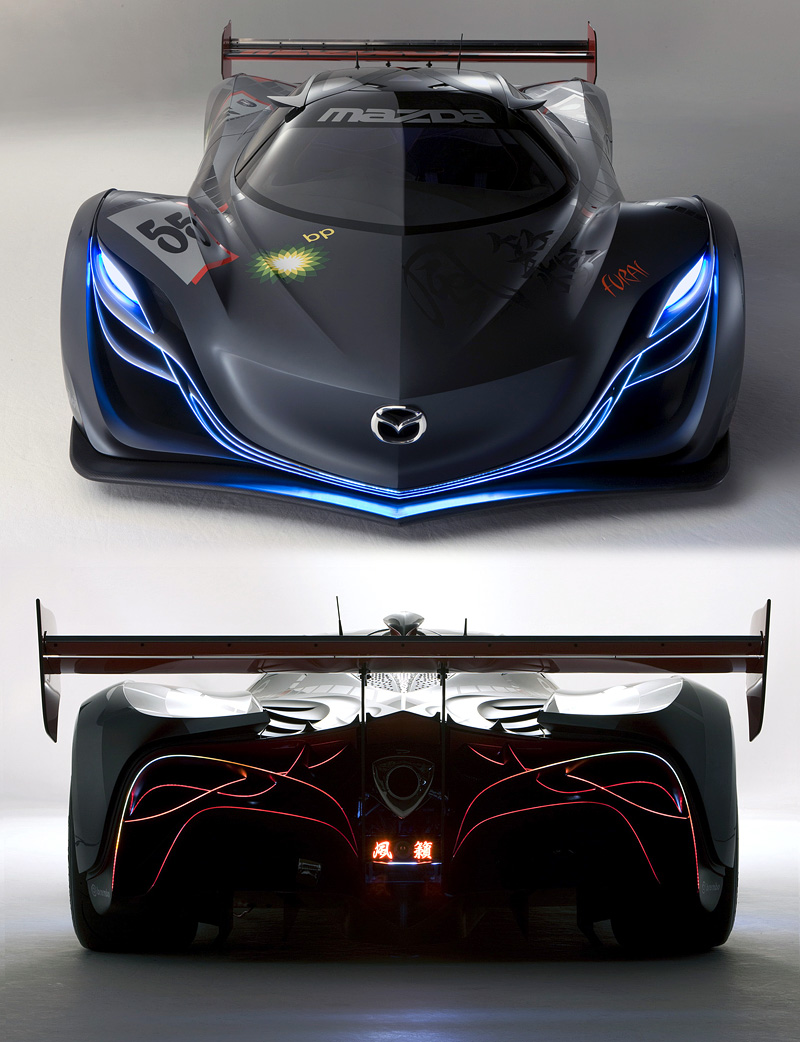 mazda furai top expensive car. Black Bedroom Furniture Sets. Home Design Ideas