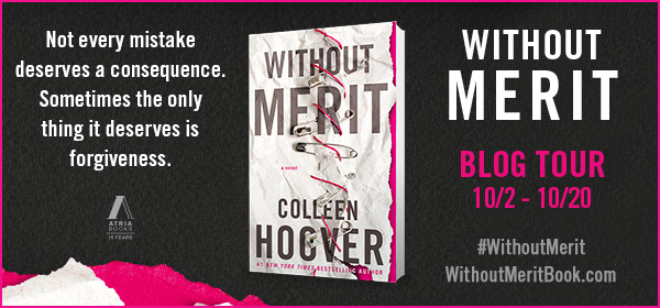 Without Merit Blog Tour & Giveaway